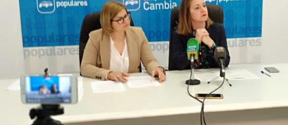 """El PP acusa al alcalde Rafa Llamas de """"deslealtad"""" hacia el Ayuntamiento en el tema de la deuda de 21.513 euros del PSOE"""