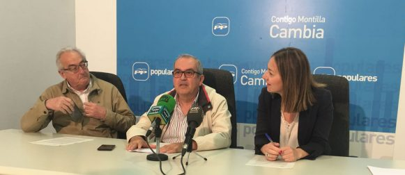 EL PARTIDO POPULAR AGRADECE EL RESPALDO DEL PSOE E IU EN EL NOMBRAMIENTO DE SAN JUAN DE ÁVILA COMO HIJO ADOPTIVO DE MONTILLA.